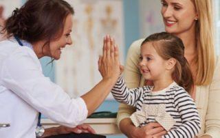 Комплексная диспансеризация детей
