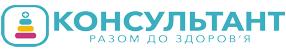"""""""Консультант"""" — медичний центр Логотип"""